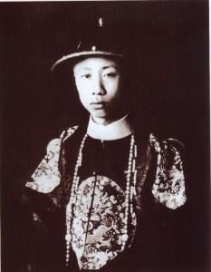 Puyi, le dernier empereur de Chine