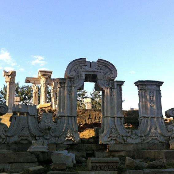 YMY ruines